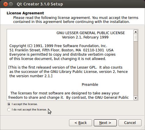 File:Qt Creator Install 3 png - EMAC Wiki
